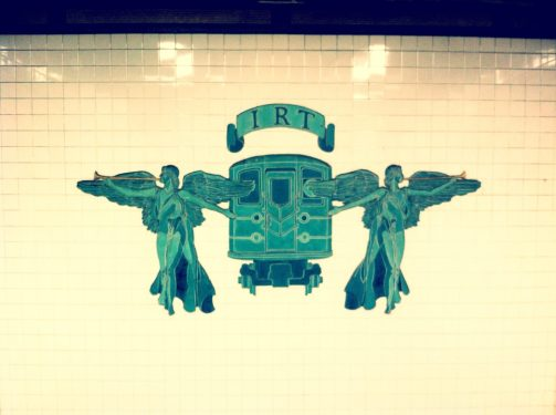 NYC Subway Sign